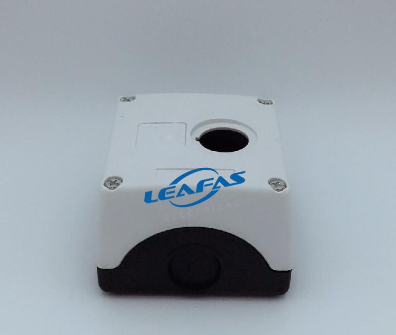 白色按钮盒 LXW-1