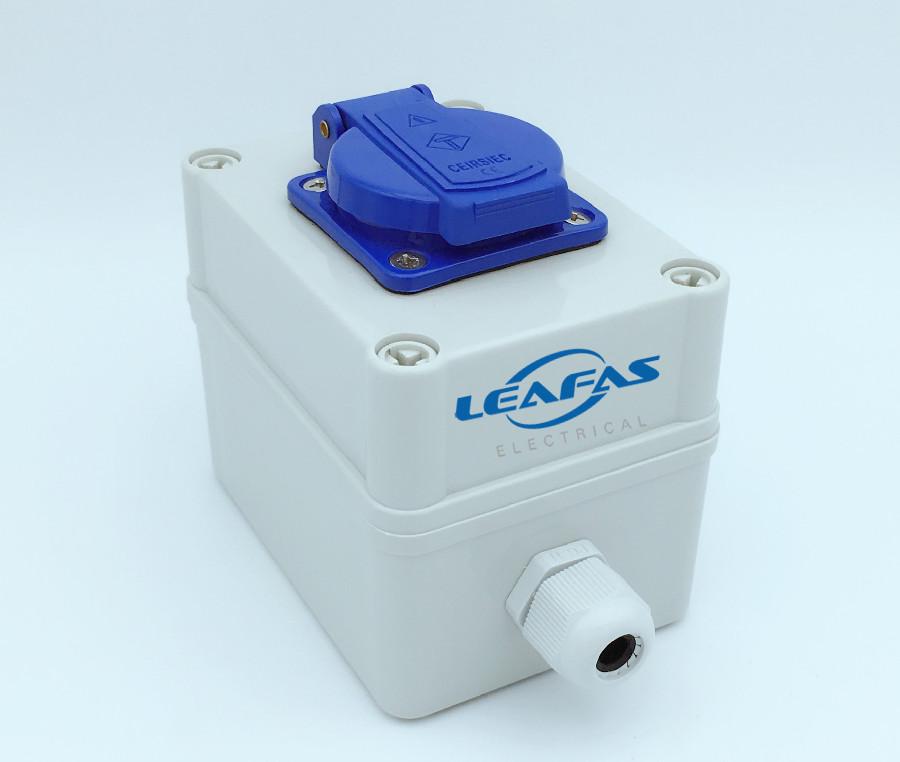 电源插座控制盒 LXB-1B
