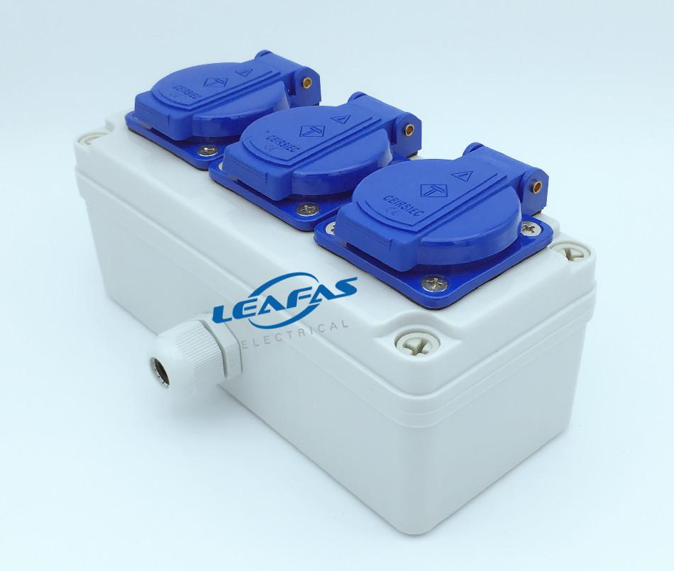 电源插座控制盒 LXB-3