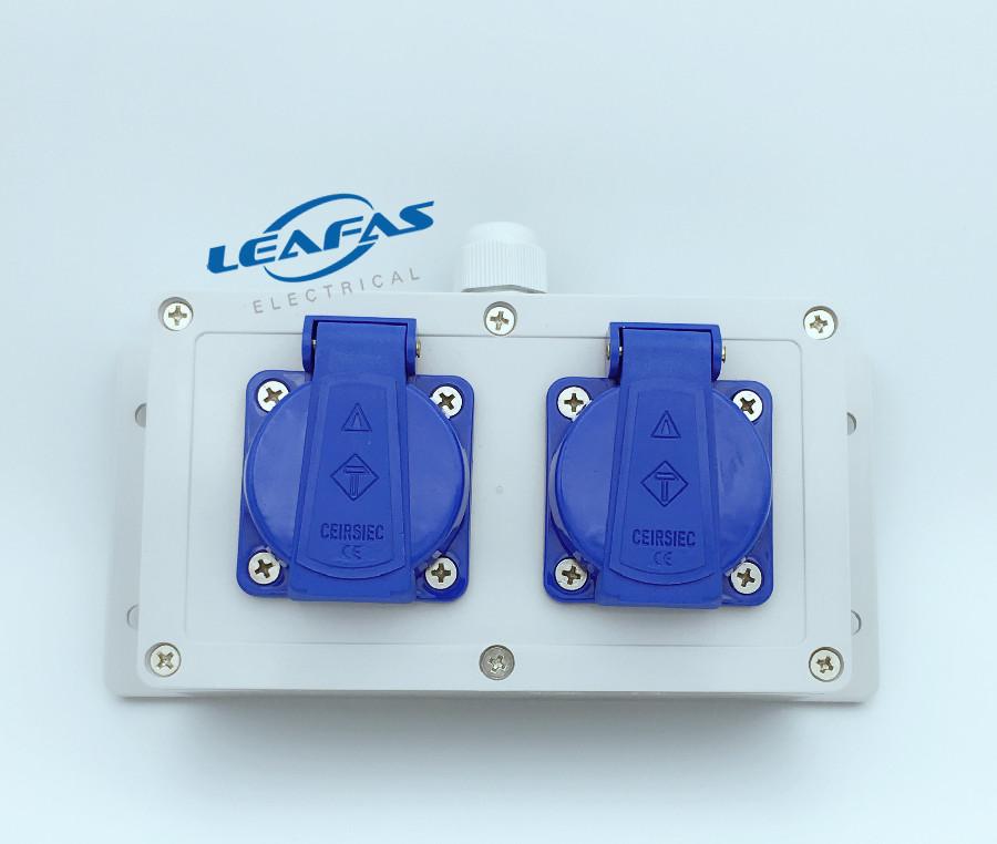 电源插座控制盒 LXC-2