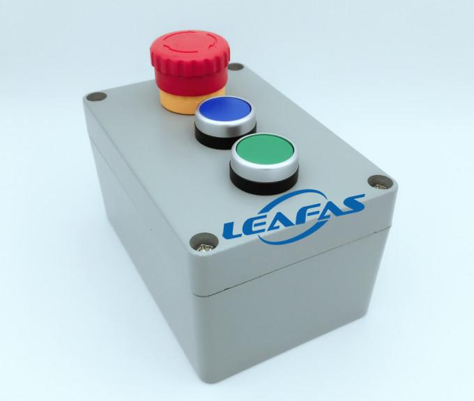 铸铁型急停按钮盒 LXZ-3