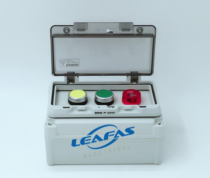 防水型按钮控制盒 LXB-3F