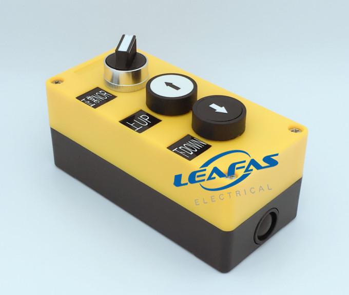 电梯检修正常上行下行按钮盒 LXY-3G3